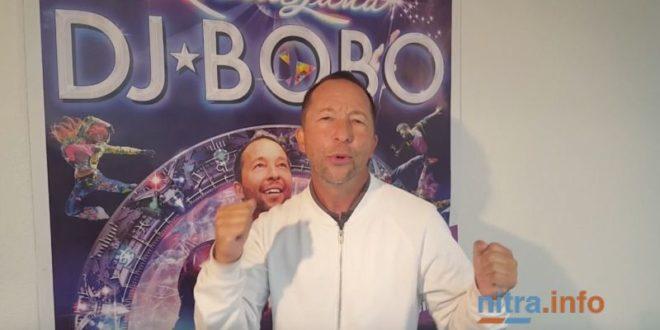DJ BOBO v Nitre