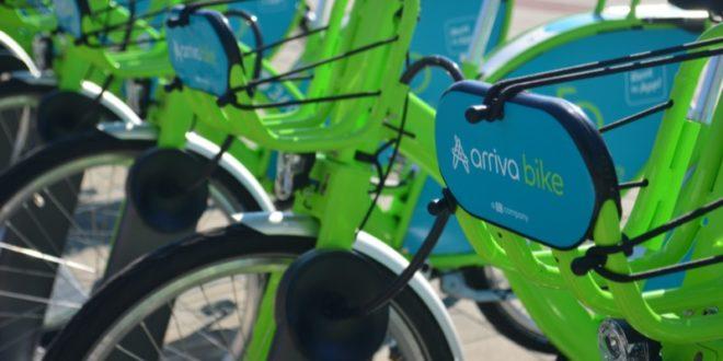 ARRIVA sa rozhodla: zdieľané bicykle arriva bike budú opäť jazdiť v Nitre
