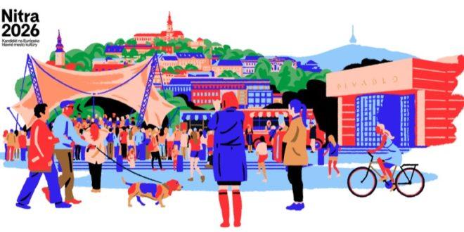Aj váš projekt môže byť súčasťou kandidatúry Nitry na Európske hlavné mesto kultúry