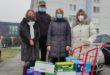 Úrad práce, sociálnych vecí a rodiny Nitra zorganizoval zbierku nielen pre lekárov
