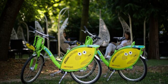 Arriva bike nájdete už na 37 miestach vNitre